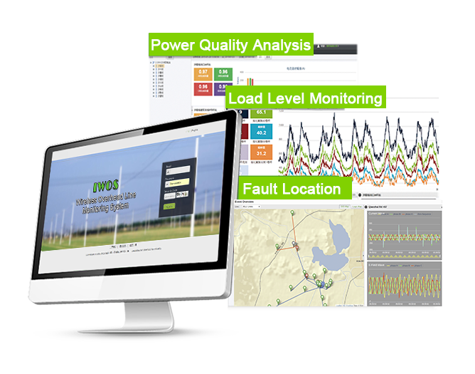 Cloud-based Overhead Line Analytics System
